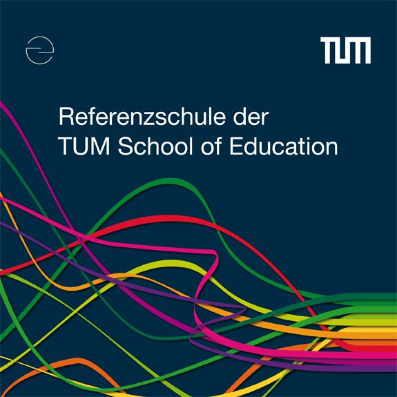 Schild TUM School of Education